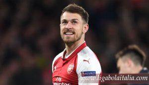 Kontrak Ramsey Akan Habis Di Musim ini, Arsenal