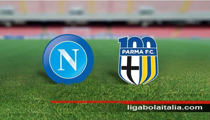 Liga Italia: Napoli Vs Parma 4-0