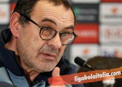 Maurizio Sarri Diperebutkan Dua Raksasa Italia