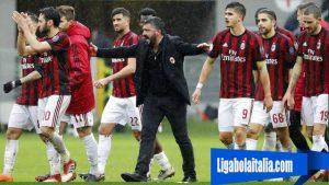 Club Ac Milan Di Kabarkan Naik Peringkat Lima