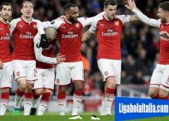 Peluang Besar Tim Arsenal Masuk Final Liga Eropa