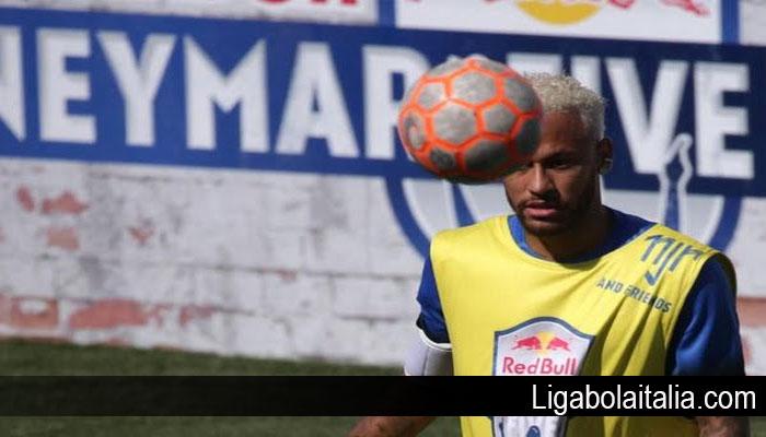 Ayah Neymar Coba Dekatkan Anaknya Ke Juventus