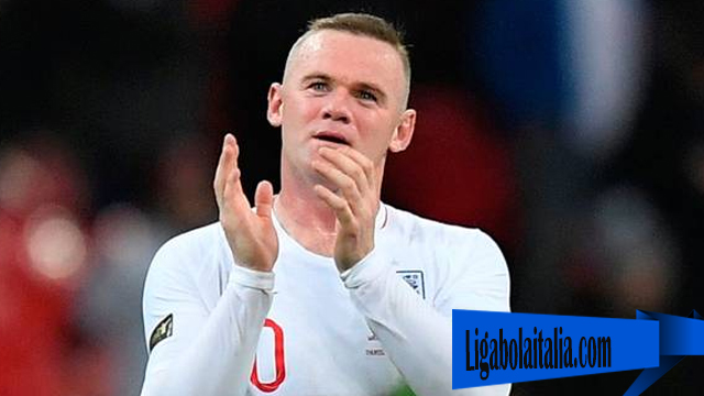 Derby County Beri Kesempatan Pada Wayne Rooney