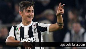 Apakah Juventus Gantung Masa Depan Paulo Dybala