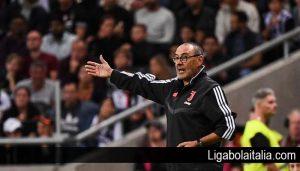 Kabar Juventus Menanti Kabar Terbaru Soal Kondisi Maurizio Sarri