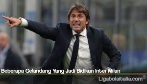 Beberapa Gelandang Yang Jadi Bidikan Inter Milan