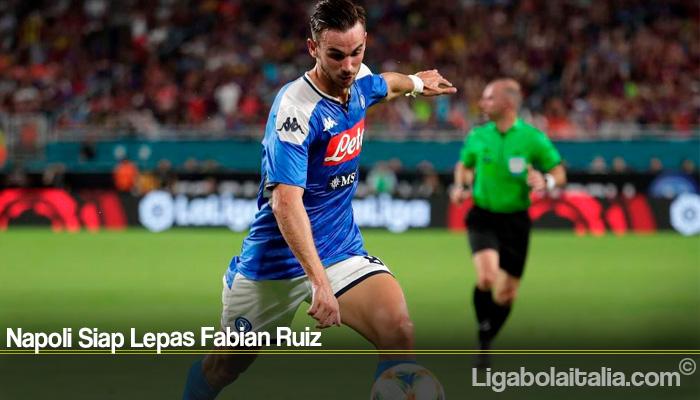 Napoli Siap Lepas Fabian Ruiz