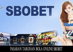 Pasaran Taruhan Bola Online SBOBET