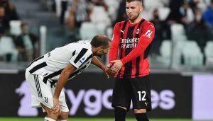 Fakta Menarik dari Hasil Juventus vs AC Milan