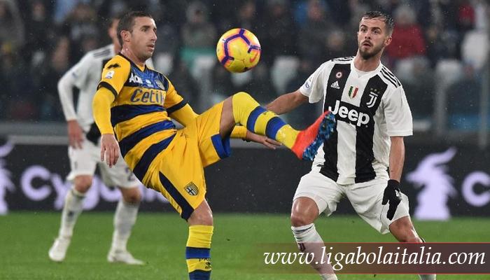 Berkat Injury Time Juventus Berhasil Imbangi Parma