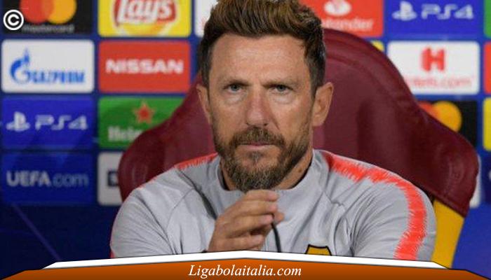 Francesco Dipecat dari ROMA