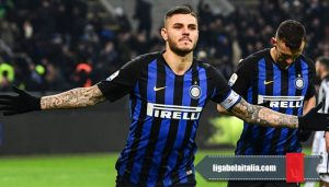 Jawaban Bos Inter Milan Soal Masa Depan Icardi