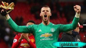 David De Gea Tidak Akan Tinggalkan Manchester United
