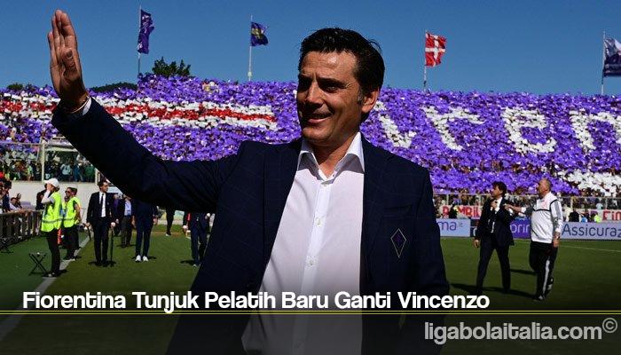 Fiorentina Tunjuk Pelatih Baru Ganti Vincenzo